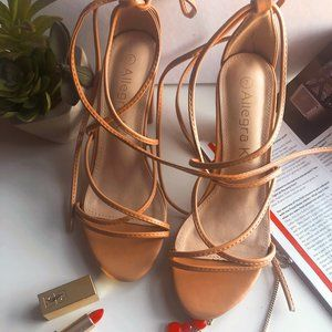 [PACKAGE] Strappy Sandals